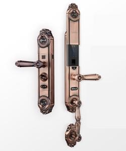 罗曼斯DD2指纹锁