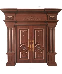 SFB-8601罗马古典铜门