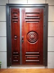 石家庄防盗门上门维修